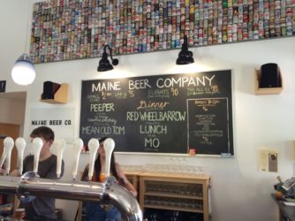 Brewery Review: Maine Beer Company – Freeport ME