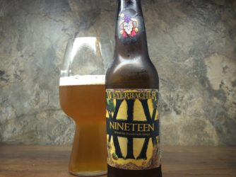 Nineteen by Weyerbacher Brewing Co.