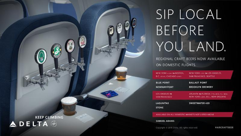Sip Local Before You Land
