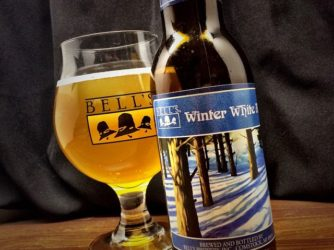 Winter White Ale by Bell's Brewing Co.
