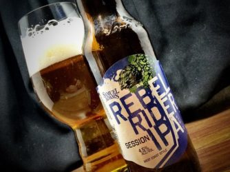 Review: Rebel Rider Session IPA by Samuel Adams (Boston Beer)