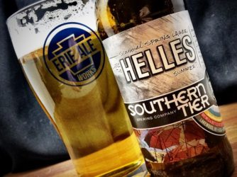 Review: Where The Helles Summer by Southern Tier Brewing Co.