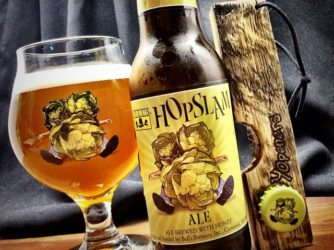 Hopslam (2015) by Bell's Brewing Co.