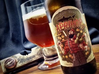 Review: Aprihop by Dogfish Head Brewing Co.