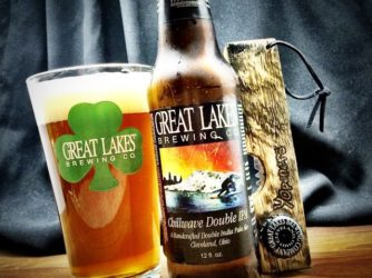 Review: Chillwave DIPA by Great Lakes Brewing Co,