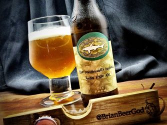 Review: 60 Minute IPA by Dogfish Head Brewing Co.