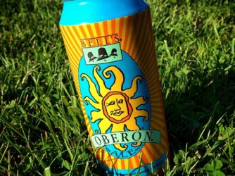 Review: Oberon (2015) by Bell's Brewing Co.
