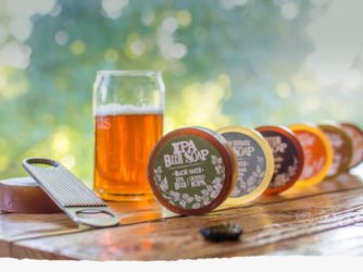 Product Review: 6-Pack of Beer Soap by Swag Brewery