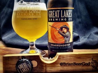Review: Sharpshooter by Great Lakes Brewing Co.