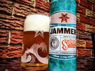 Review: Jammer Gose by Sixpoint Brewing