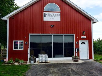 Cidery Review: BlackBird Cider Works, Barker, NY