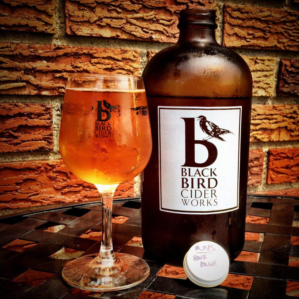 BlackBird Cider Works Buffalo Blue