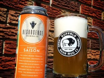 Summer Saison by Resurgence Brewing Co.