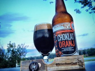 Review: Choklat Oranj by Southern Tier Brewing Co.