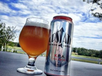 Upstate Brewing – X.P.A. (Extra Pale Ale)