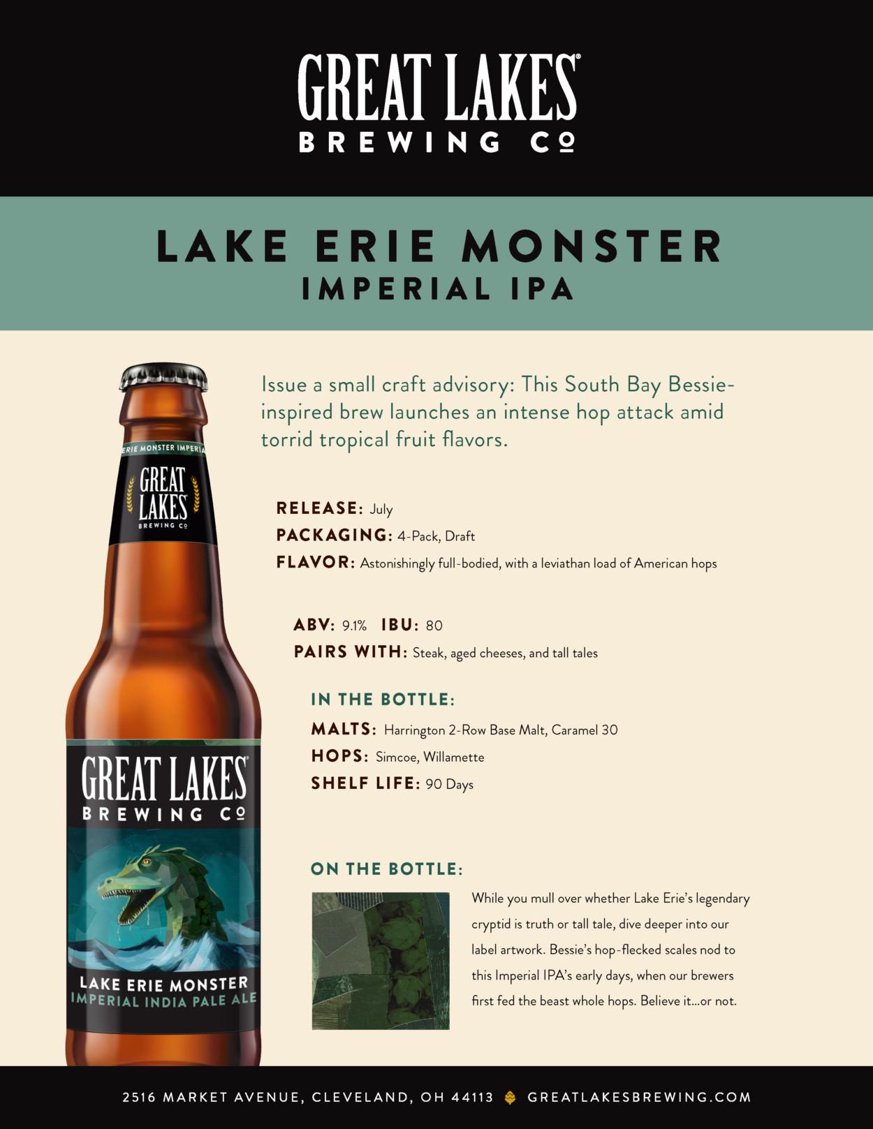 Lake Erie Monster Sell Sheet(1)