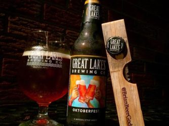 Review: Oktoberfest by Great Lakes Brewing Co.