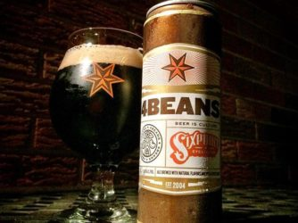 Review: 4Beans by Sixpoint Brewery
