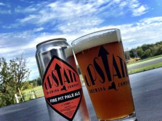 Review: Fire Pit Pale Ale by Upstate Brewing Co.