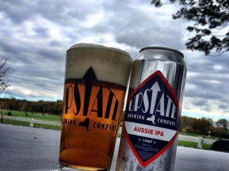 Aussie IPA by Upstate Brewing Co.