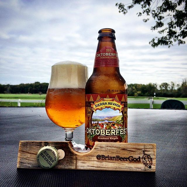 Review: Oktoberfest (2015) By Sierra Nevada Brewing Co