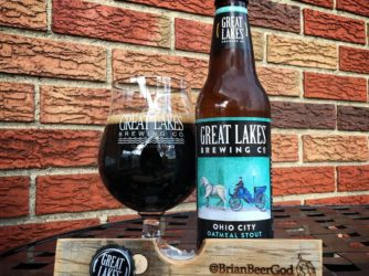 Review: Ohio City Oatmeal Stout by Great Lakes Brewing Co.