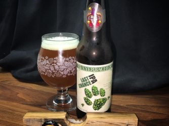 Last Chance IPA by Weyerbacher Brewing Co.