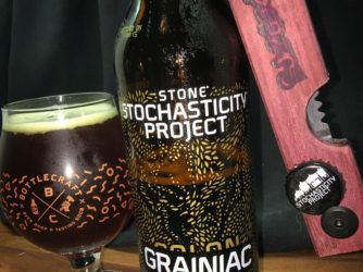 Grainiac by Stone Brewing Co.