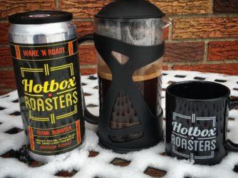 Hotbox Roasters Frank Sumatra – Good morning to me!! #LetsHotBox