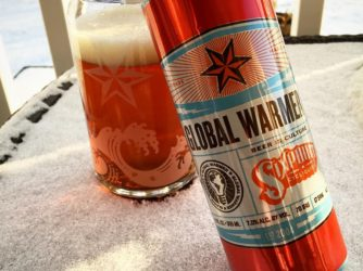 Review: Global Warmer by Sixpoint Brewing