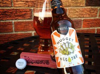 @troegsbeer Nugget Nectar (2016)