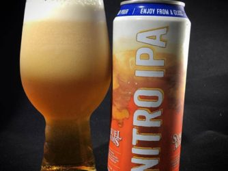 Review: Samuel Adams Nitro IPA by Boston Beer Co. (Samuel Adams)