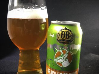 Review: Bravo Four Point Session IPA by Devils Backbone