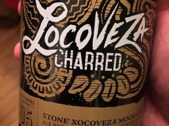 Review: Locoveza Charred by Stone Brewing Co.
