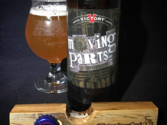 Review: Moving Parts The Ever-Evolving IPA # 05 by Victory Brewing Co.