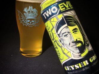 @tworoadsbrewing @eviltwinbrewing Two Evil Geyser Gose