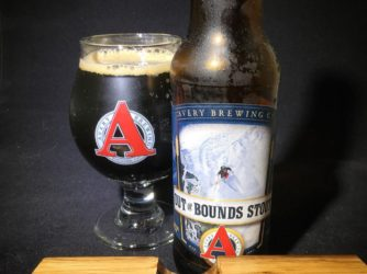Review: Out of Bounds Stout by Avery Brewing Co.