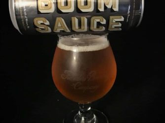 Review: Boomsauce Double IPA by Lord Hobo Brewing