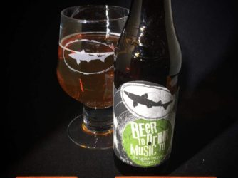 Review: Beer To Drink Music To by Dogfish Head Brewing Co.