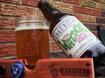 Review: Waldo's Special Triple IPA by Lagunitas Brewing Co
