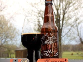Review: Americano Stout by Stone Brewing Company