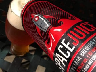 Review: Space Juice by Long Trail Brewing Co.
