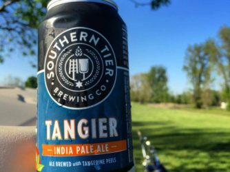 Review: Tangier IPA by Southern Tier Brewing Co