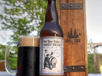 Review: Not Your Father's Root Beer (10.7%) by Small Town Brewery