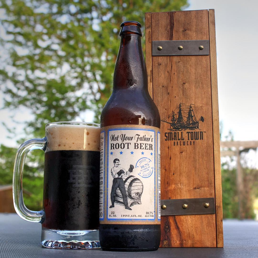 Not Your Father's Root Beer (10.7%)