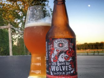 Review: Out Come The Wolves by Lavery Brewing Co
