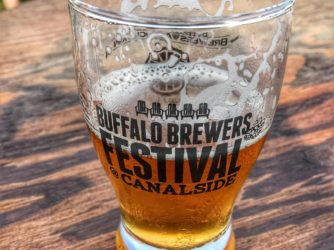 Event: 3rd Annual Buffalo Brewers Festival
