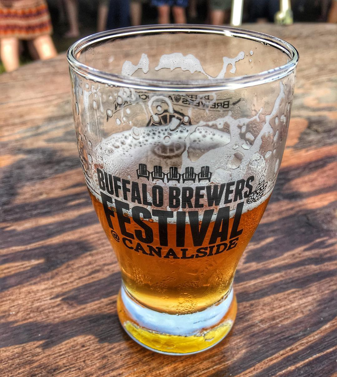 Thanks to the Buffalo-Niagara Brewers Association for putting on a really nice Brew Fest yesterday. Many contacts were made and even more drinks were had.