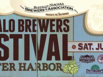 News: Buffalo Brewers Festival (June 18th)