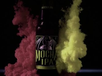 Video: Mocha IPA by Stone Brewing Co.